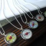 Map Necklace City of Your C..